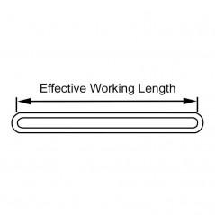 5 Ton Round Polyester Endless Tubular Webbing Sling Single Sleeve