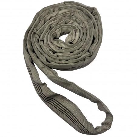 4 Ton Round Polyester Endless Tubular Webbing Sling 'Single Sleeve'
