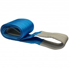 8 Ton Flat Polyester Woven Webbing Lifting Sling Belt