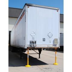 Vestill 50,000 Lbs. Static Capacity Steel Trailer Stabilizing Jack