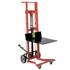 Wesco 260008 750 lb. 4 Wheel Hydraulic Pedalift