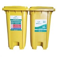 Spilltask 120 Litre Chemical Emergency Spill Kit Station
