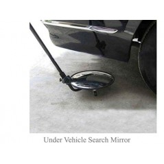Security Under Vehicle Inspection Search Mirror