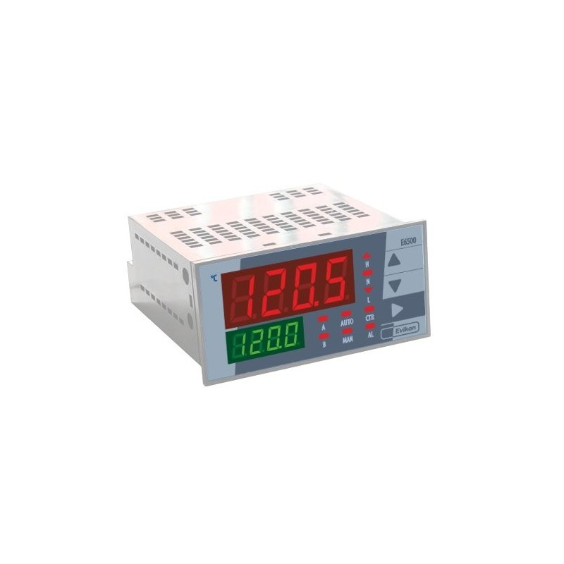 Evikon E6500 Temperature controller process regulator