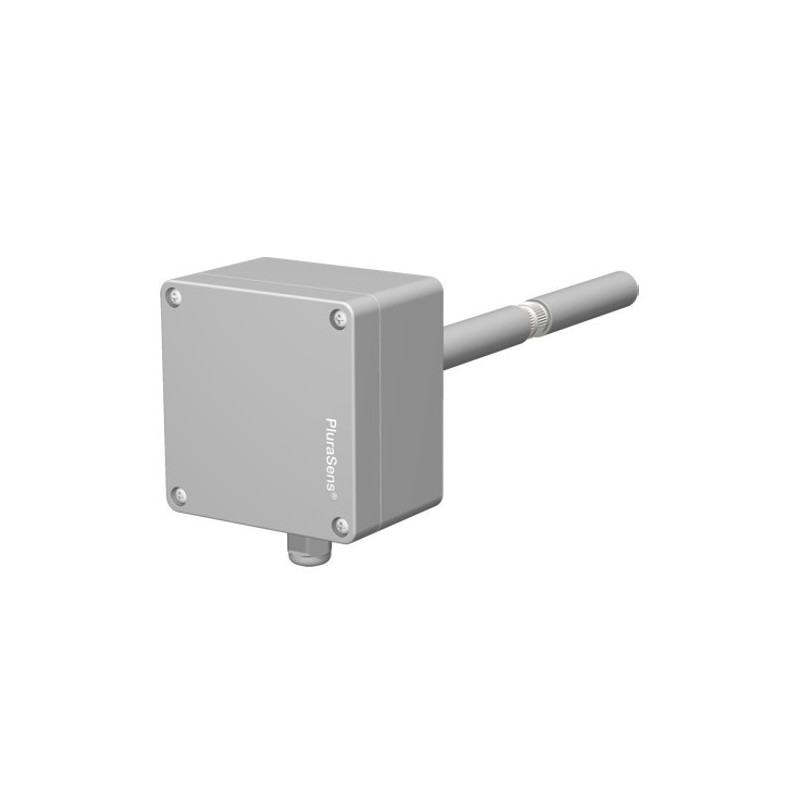 Evikon E2218-DM Duct Mount Humidity & Temperature Transmitter
