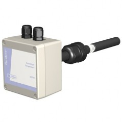 Evikon E2228-DM Duct Mount Humidity & Temperature Transmitter
