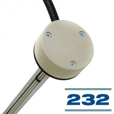 Evikon E2703 Fuel Level Sensor with RS232 Interface Transmitter