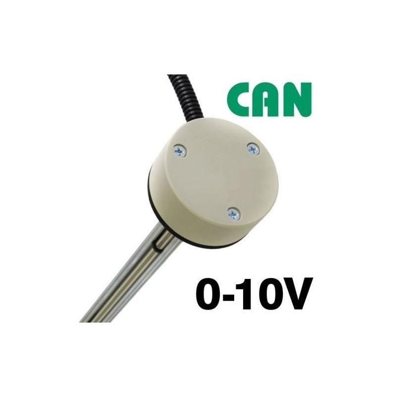 Evikon E2706 Fuel level sensor with CAN and 0-10 V Transmitter