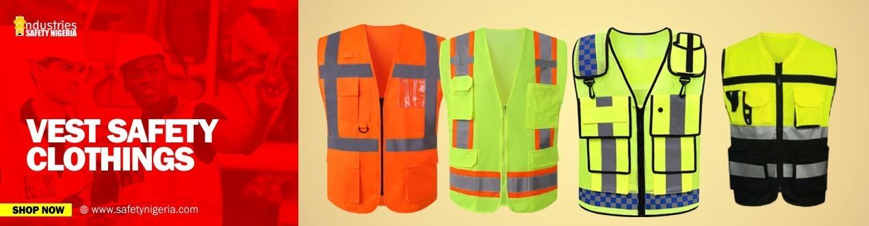 Buy Hi-Vis Public Traffic Safety Vests Online – Suppliers Shop Price