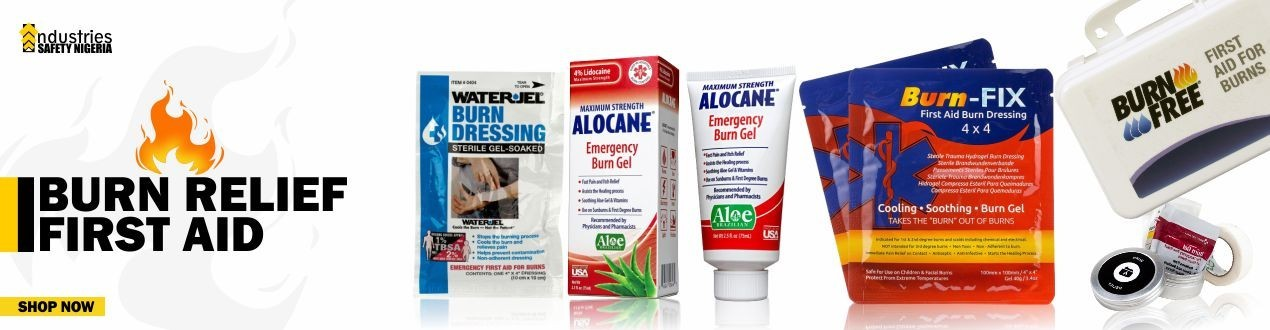Buy Burn Relief First Aid Kits Online | Suppliers Store Price Nigeria