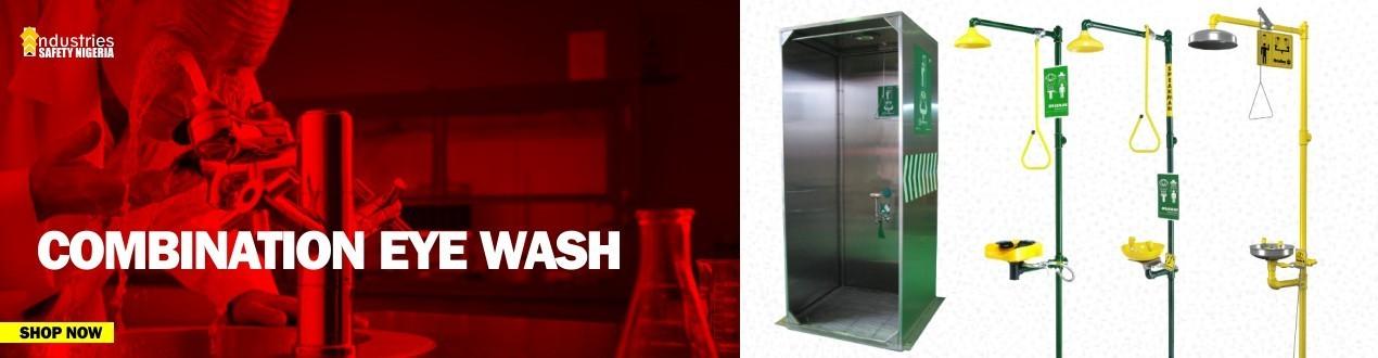 Combination Eyewash Shower/Stations | Buy Online | Suppliers Price