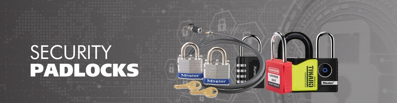 Security Padlocks Products – Lockout Tagout - Supplier - Buy Online