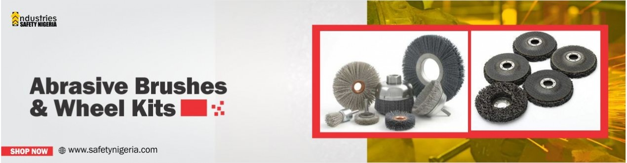 Buy Abrasive Brushes & Wheel Kits Tools Online | Nigeria Suppliers Shop