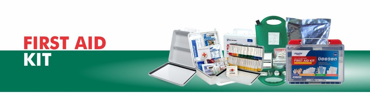 First Aid Kits & Refills – Unitized  Ansi Kit - Buy Online - Supplier