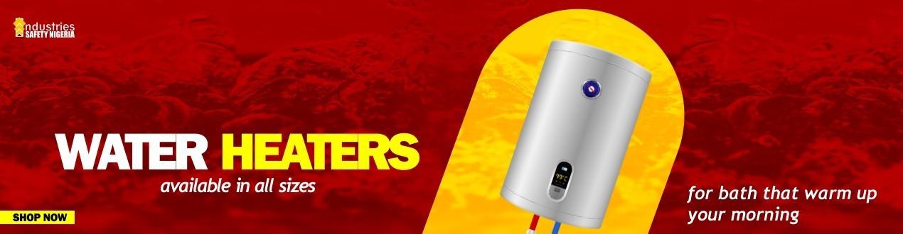 Buy Water Heater - Plumbing Tools - Suppliers - Nigeria Price