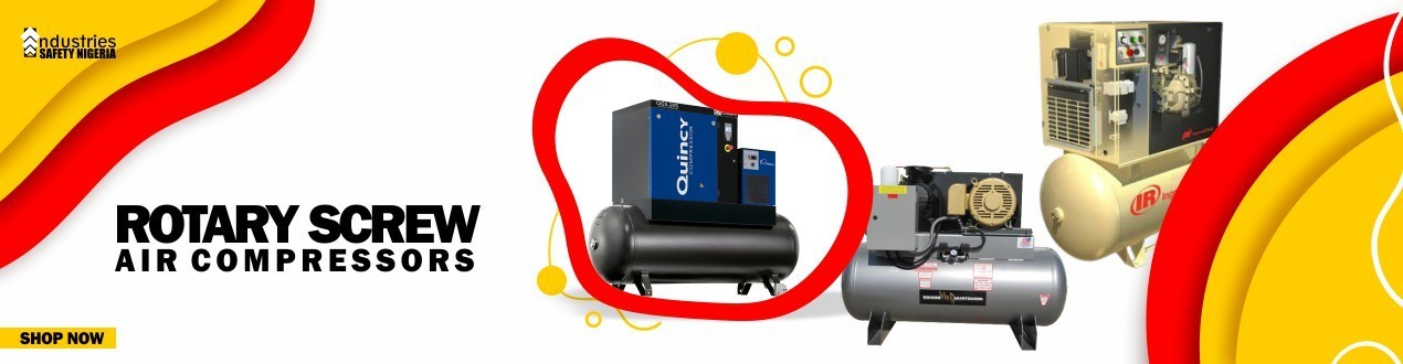 Buy Rotary Screw Air Compressors Online | Suppliers Price in Nigeria