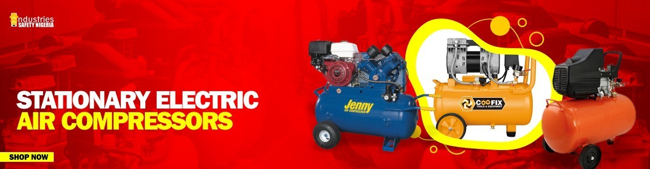 Industrial Stationary Electric Air Compressors | Buy Online | Supplier