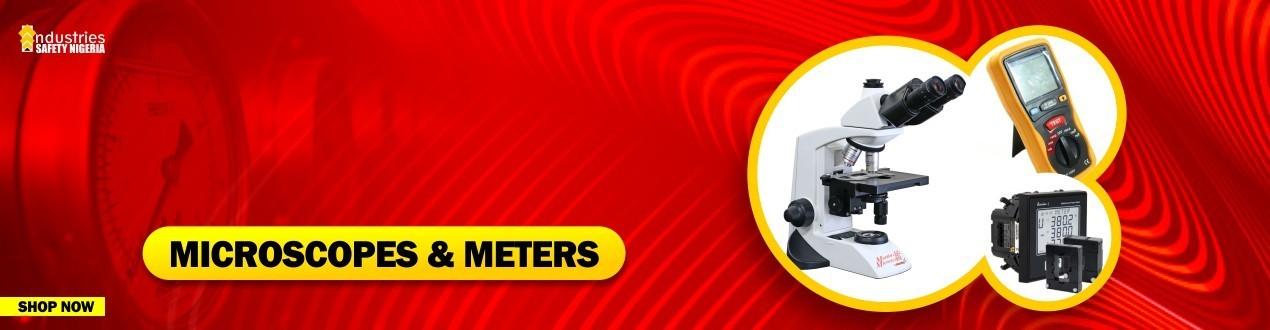 Microscope & Meter Industrial Measuring Tool | Buy Online | Supplier