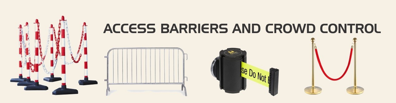 Access Barriers and Crowd Control - Security - Buy Online - Supplier