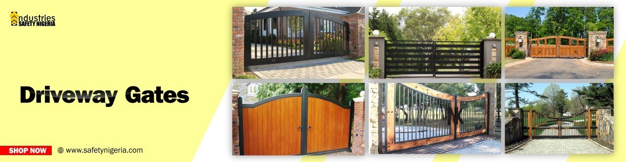 Buy Driveway Gates Online | Security Safety Shop | Suppliers Price