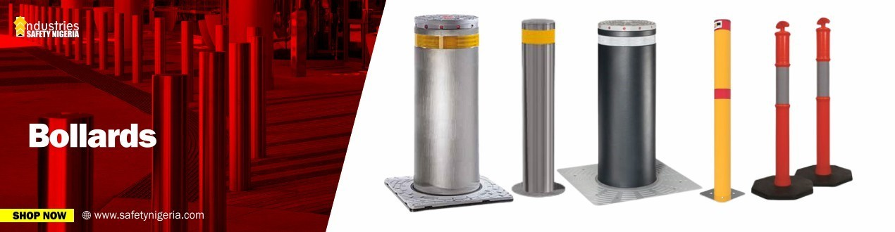 Buy Industrial Security Tools & Bollards Online | Safety Shop Supplier