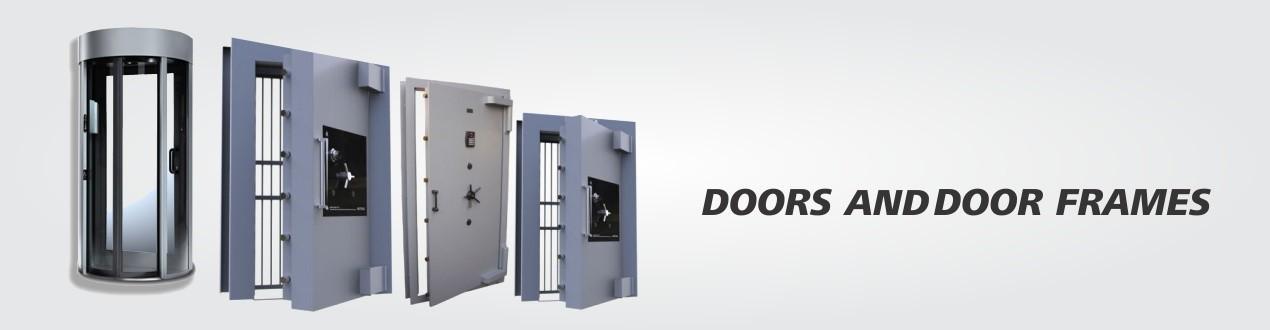Doors and Door Frames - Security - Buy Online - Supplier - Price