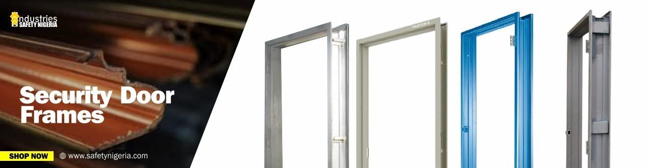 Buy Security Door Frames Online - Security Shop - Suppliers Price