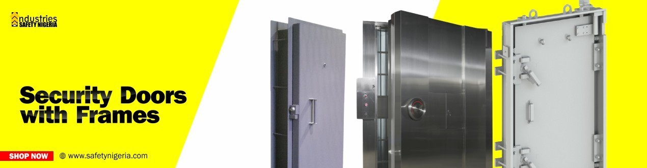 Buy Security Doors with Frames Online - Security Shop - Suppliers