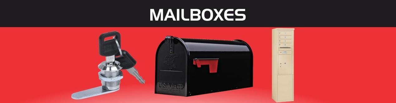 Security Mailbox – Locks - Enclosure - Buy Online - Supplier - Price