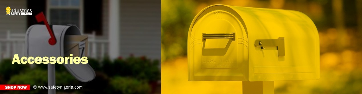 Security Mailbox Accessories – Security Shop - Suppliers Price
