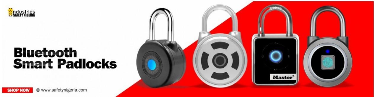 Buy Security Bluetooth Smart Padlocks   Padlock Shop   Suppliers Price