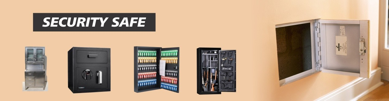Security Safes – Security Products | Buy Online - Supplier - Price