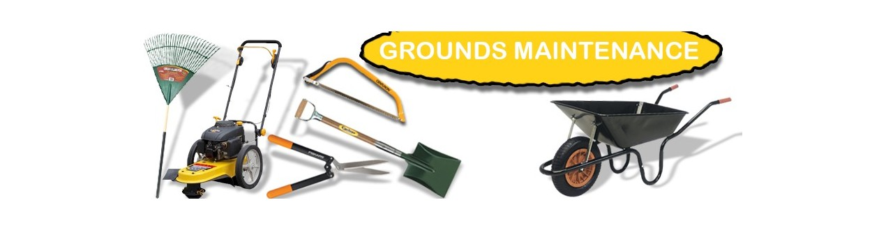 Buy Ground Maintenance Equipment Online | Suppliers Store Price