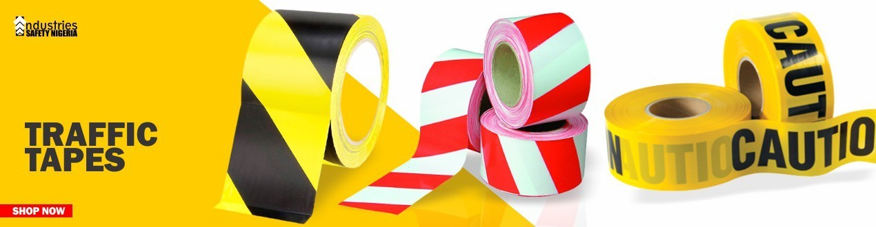 Safety Traffic Tapes | Buy Online | Suppliers | Store Price