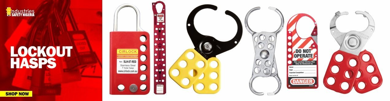 Lockout Hasps - Lockout Tagout - Buy Online - Supplier - Store Price