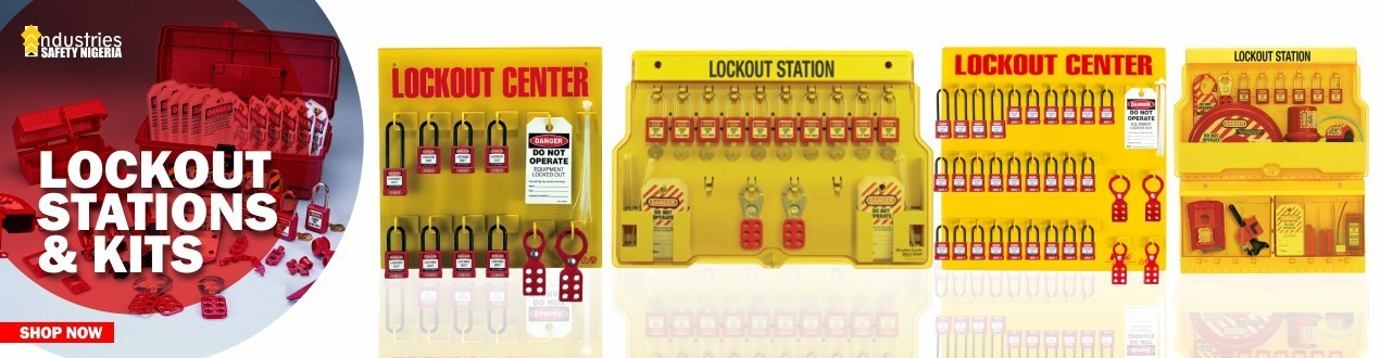 Buy Lockout Tagout Stations & Kits Online | Loto Suppliers Store Price
