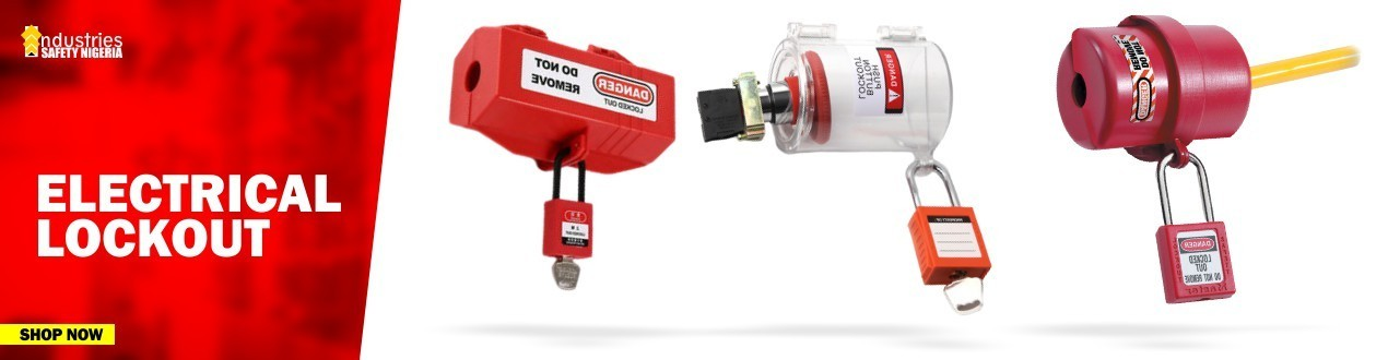 Electrical Lockouts - LOTO Tagout - Buy Online - Supplier - Store Price
