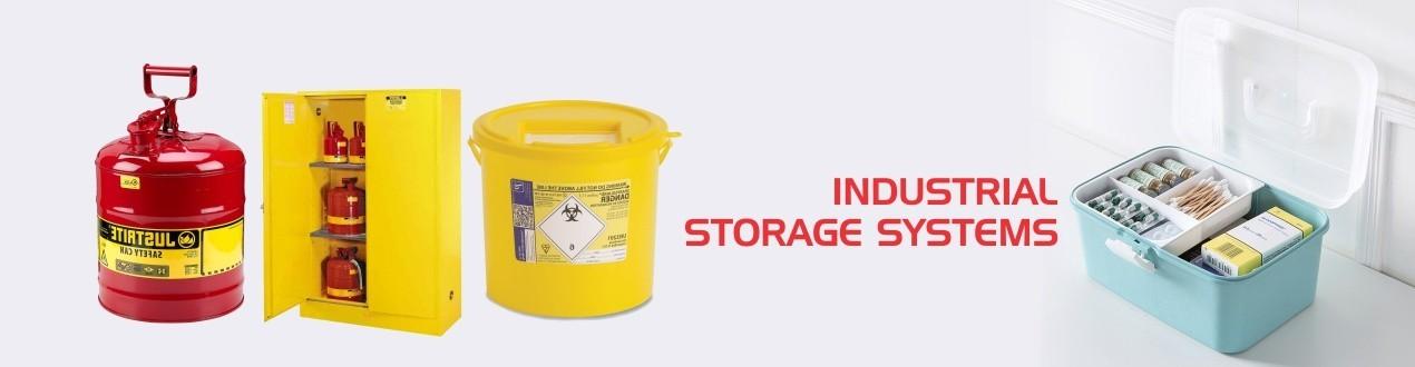 Industrial Storage Systems Supplier – Storage Equipment - Buy Online