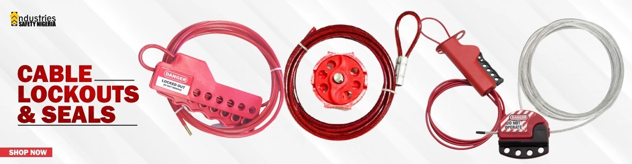 Buy Cable Lockouts Tagout & Seals Online | Suppliers Store Price