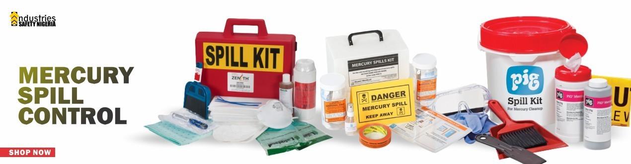 Mercury Spill Control Store   Buy Mercury Spill Kit Online   Supplier