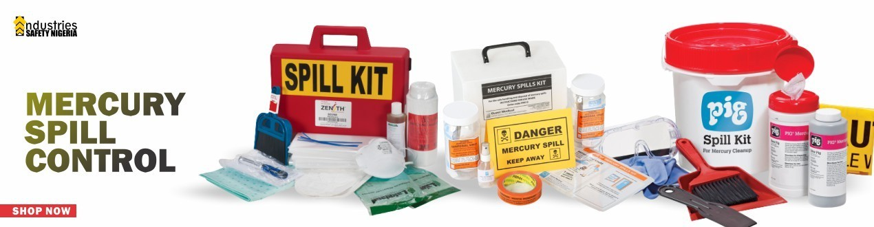 Buy Mercury Spill Control Online   Mercury Spill Kit Suppliers Store
