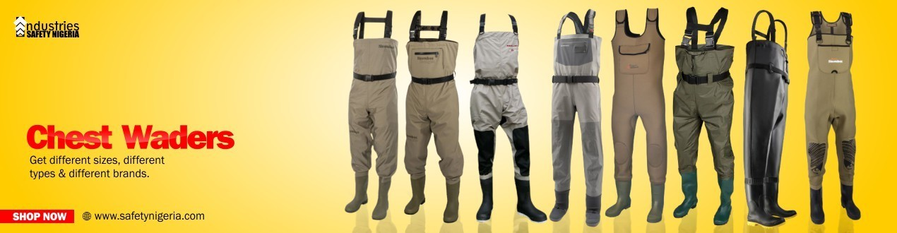 Buy Chest Waders foot protection | Buy Online | Suppliers | Price