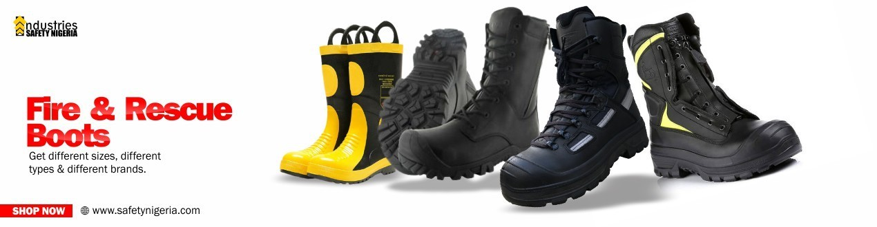 Fire & Rescue Boots Foot Protection - PPE | Buy Online | Suppliers