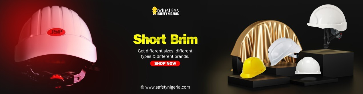 Short Brim safety helmets | Head Protection | Buy Online | Suppliers