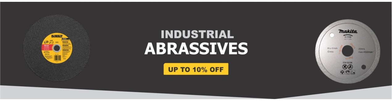 Buy Industrial Abrasives Tools Online | Accessories Suppliers Shop