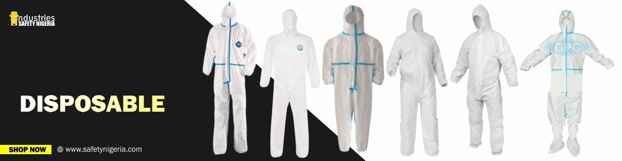 Buy Disposable Coverall | Protective Clothing PPE Suppliers Store
