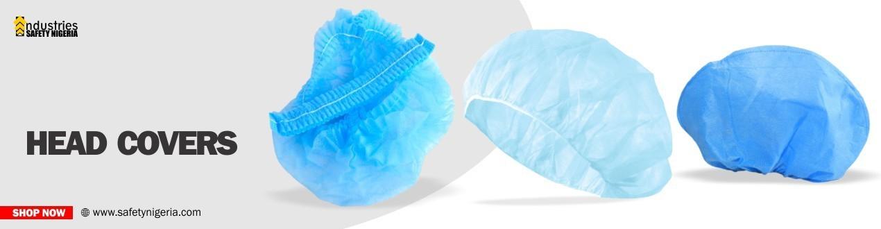 Protective Head Covers | Hairnets, Bouffants, & Beard Nets | Suppliers