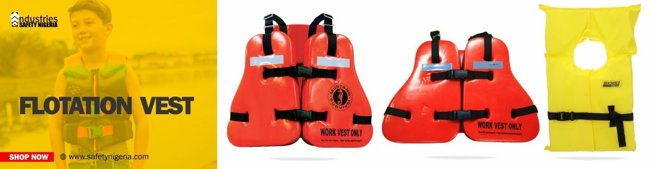 Protective Flotation Vest Clothing   Buy Online   Supplier   Store Price