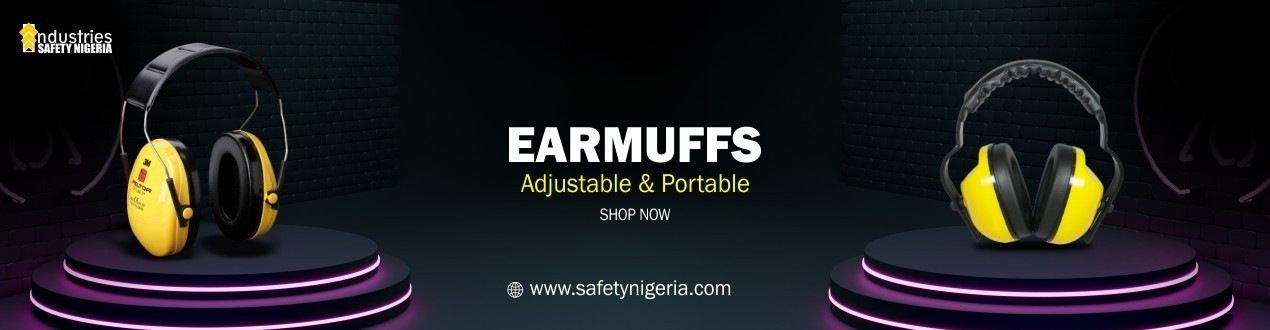 Safety Earmuff - Hearing Protection - Buy Online - Suppliers Price