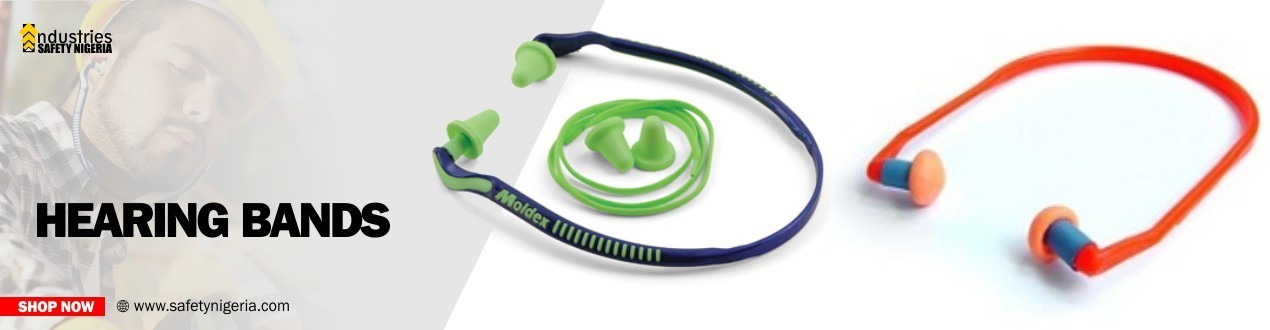 Buy Safety Hearing Band Online | PPEs Safety Shop | Suppliers Price